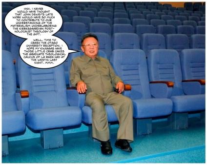 Kim Jong Il at the AAR