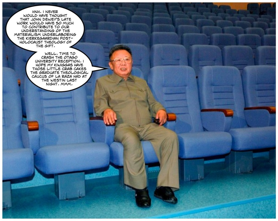 Kim Jong Il at the AAR
